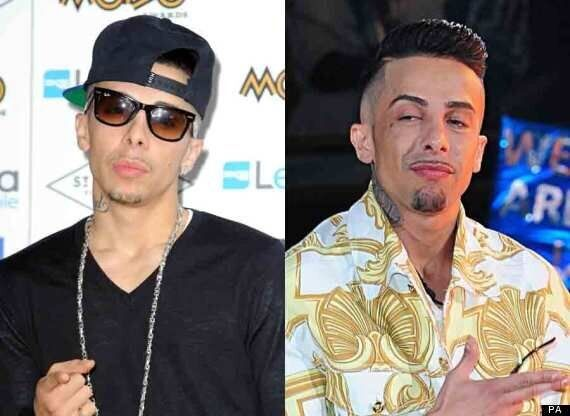 Did 'Celebrity Big Brother' Star Dappy Secretly Have