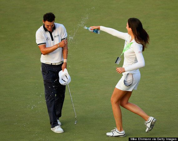 US Open: Martin Kaymer Claims Second