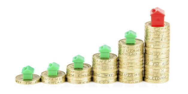 UK Property Prices May Have Just Peaked, Says