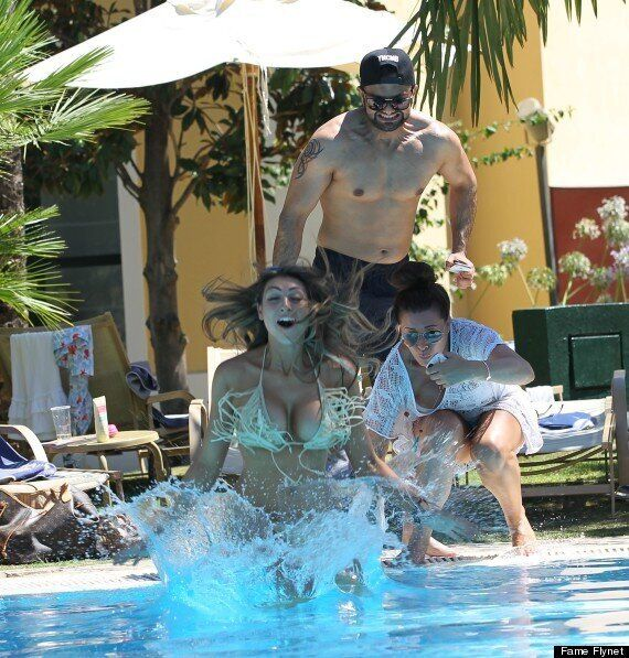 The Apprentice's Luisa Zissman Shows Off Bikini Body On Marbella Holiday