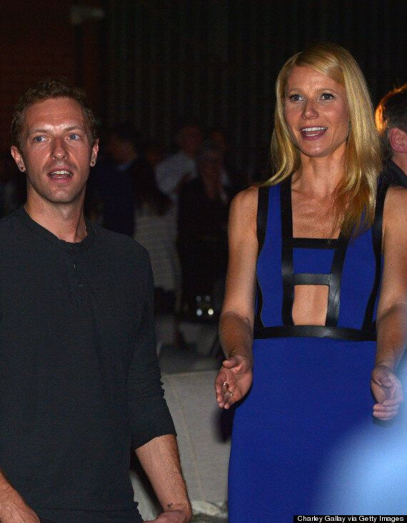 Gwyneth Paltrow And Chris Martin Back Together After 'Conscious Uncoupling'