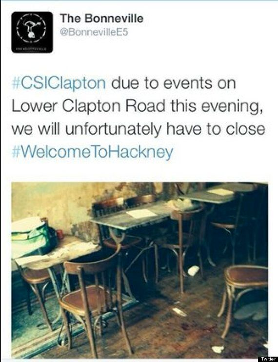 Hackney Bar Apologises For 'Hateful' Twitter Complaints About Stab