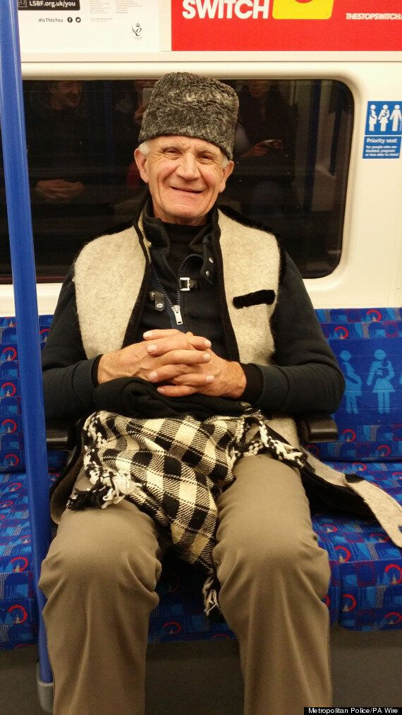 Vasile Belea, Tourist Lost In London For Three Days, Found 'Safe And