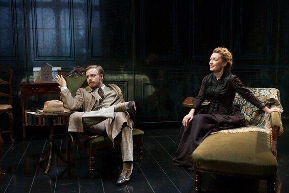 Theatre Review: Ghosts, Trafalgar