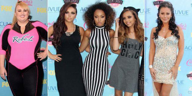 Teen Choice Awards Best And Worst