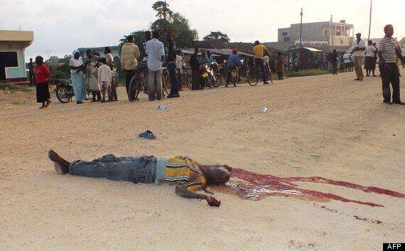 World Cup Horror As Somali Militants Al Shabab Kill Dozens Watching Match In Kenya (GRAPHIC