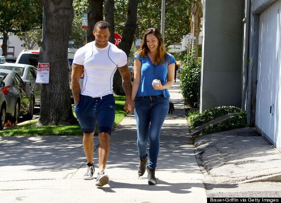 Kelly Brook's Fiancé David McIntosh Brands Claims He's 'Using' The Star As