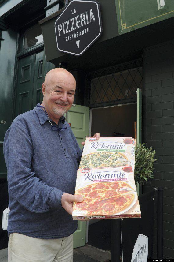 Gary Newborough, Restaurant Owner Duped Critics With Frozen Dr Oetker