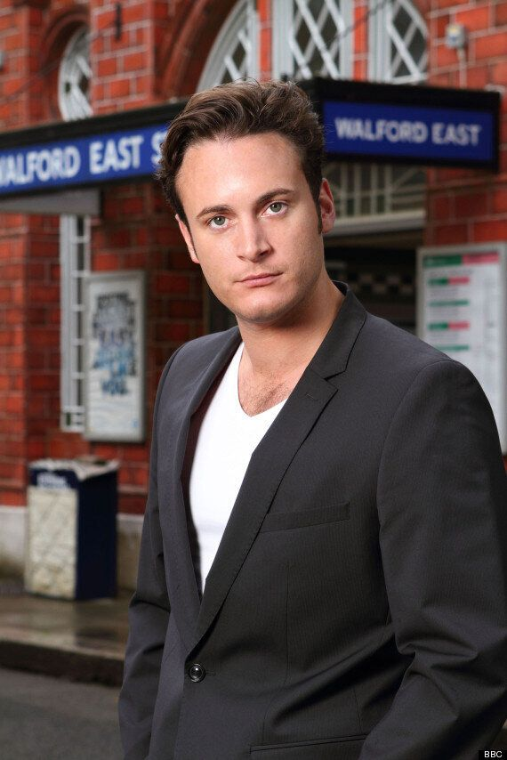 'EastEnders' Star Gary Lucy Confirms He Is Leaving The BBC