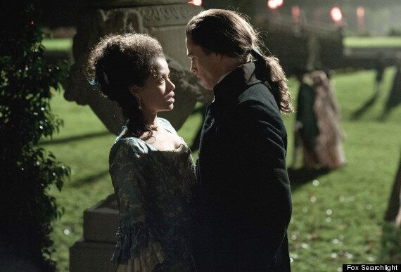 'Belle' Film: Mixed-Race Dido Belle Discuss Her Origins With Prospective Suitor (EXCLUSIVE