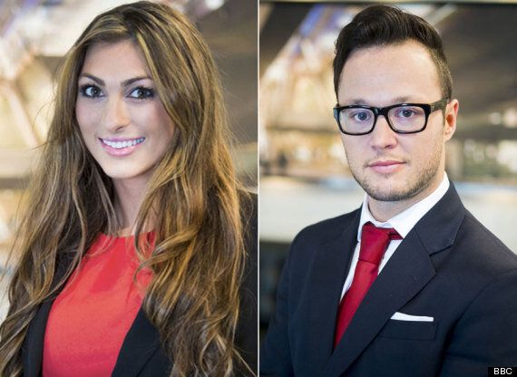 'Apprentice' Star Jordan Poulton: 'I Had Sex With Luisa Zissman In A Cupboard While On The