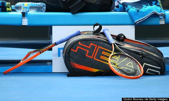 Australian Open 2014: Andy Murray Smashes Racquet In Fourth Round Win