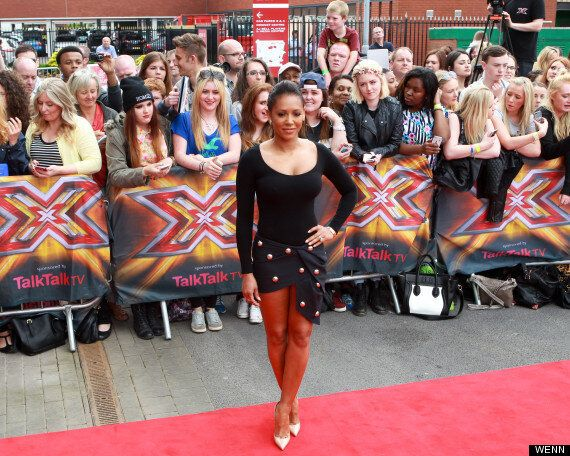 'X Factor' 2014: Mel B And Cheryl Cole Lead Judges As Auditions Start In Manchester