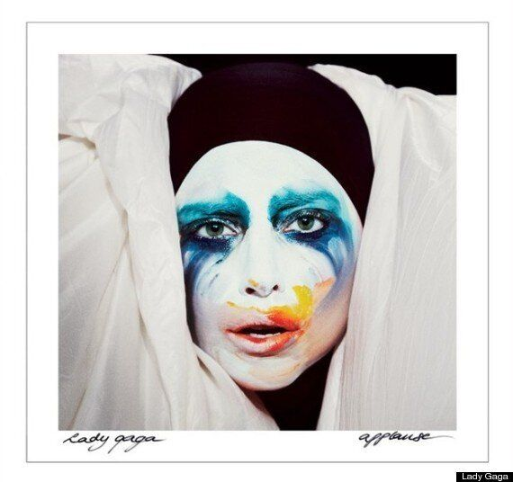 Lady Gaga Takes Style Inspiration From Marilyn Manson As She Launches New Single 'Applause'
