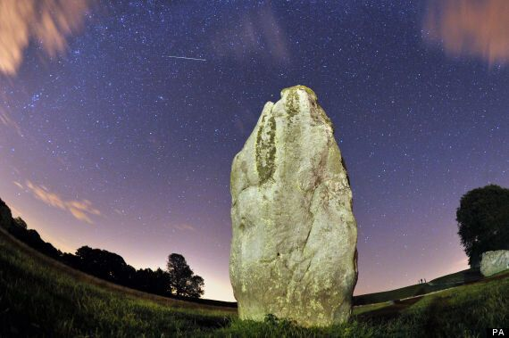 Perseids Meteor Shower Pictures: 'Fireworks' Dazzle