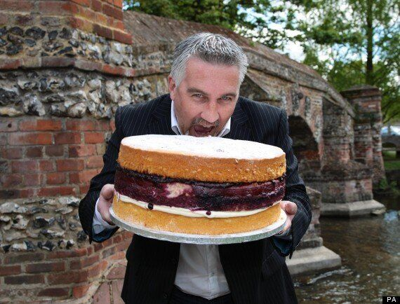 Great British Bake Off's Paul Hollywood Says He 'Might Have Been Happier If He Wasn't Famous' Following...