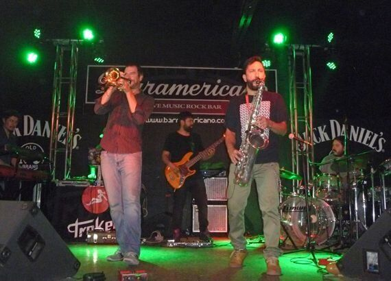 Mexican Jazz-Rock Combo Troker Return to the