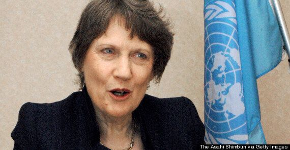 Helen Clark, Top UN Official, Warns Against Syria Intervention At Women Of The Year