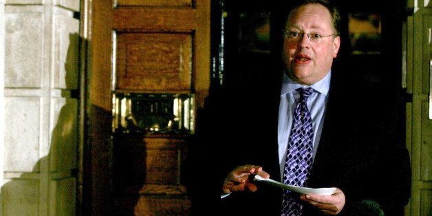 File photo dated 9/1/2006 of senior Liberal Democrat peer Lord Rennard. Liberal Democrat leader Nick...