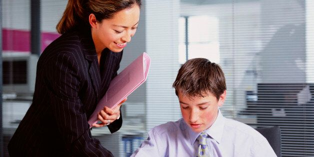 Young People Not Getting Enough Work