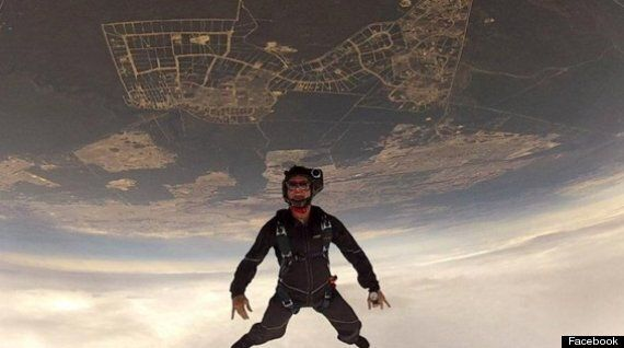 Skydiver Falls 12,000 Feet With Broken Chute And Survives, Internet Rallies To Pay Medical