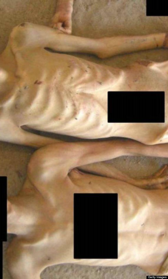 Syrian Systematic Torture And Execution Of 11,000 People 'Like Nazi Death Camps' (GRAPHIC