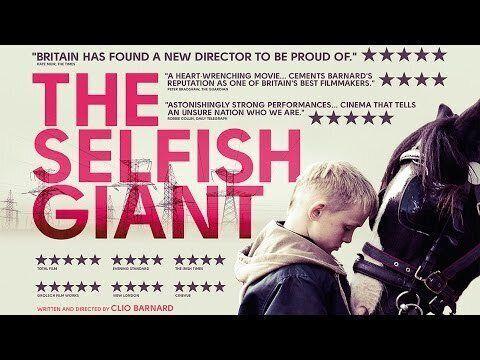 The Selfish Giant - DVD