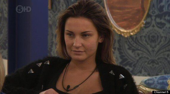 'Celebrity Big Brother': Sam Faiers Rushed Out Of The House After Her Face Mysteriously