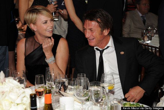 Sean Penn Says Girlfriend Charlize Theron Is 'A Keeper' According To Piers Morgan
