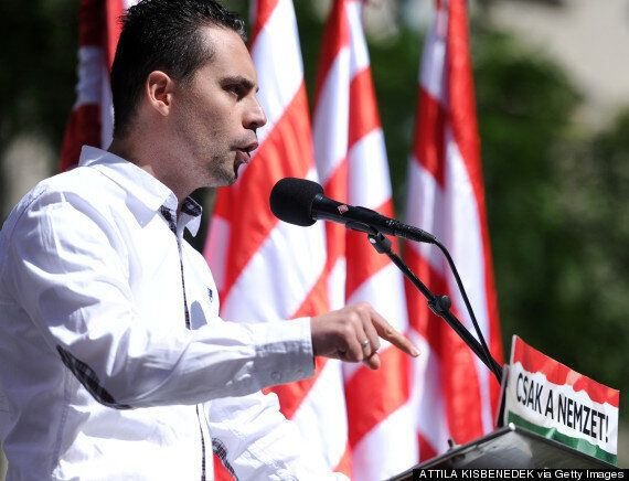 Theresa May Urged To Ban Hungary's Jobbik Leader Gábor Vona From
