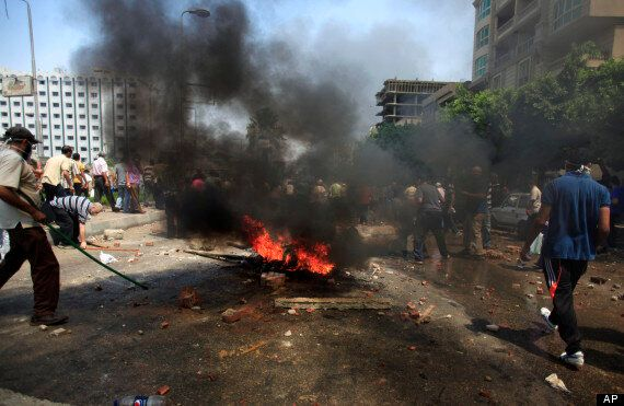 Egypt Clashes: Violence Threatens To Engulf Cairo
