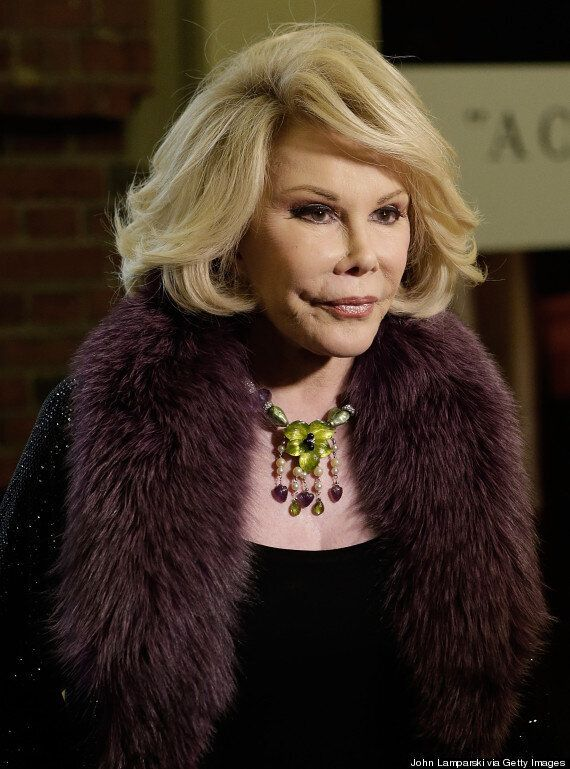 Joan Rivers: 'Kim Kardashian's Baby Is Ugly - I've Never Seen A Six-Month-Old So In Need Of