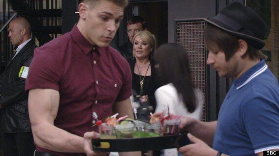 'Big Brother' Housemate Winston Showan Appears In 'EastEnders' As An Extra