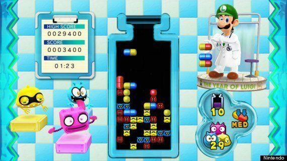 'Dr Luigi' Review (Nintendo Wii