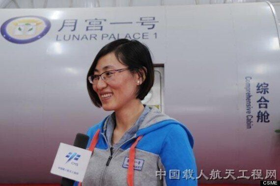 China Builds A Base On The Moon, Except It's On