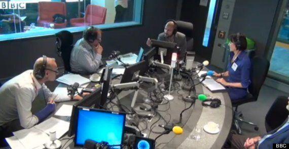 Radio 4 Today Presenter James Naughtie Tells Guests To Shut
