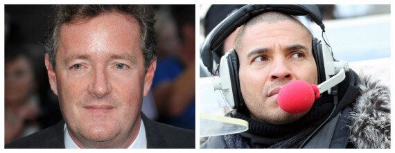 Stan Collymore And Piers Morgan Targeted By Twitter Trolls, Staffordshire Police
