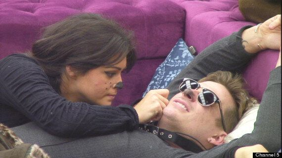 'Celebrity Big Brother': Jasmine Waltz Threatens To 'Smack' Casey Batchelor After She Offers Lee Ryan...