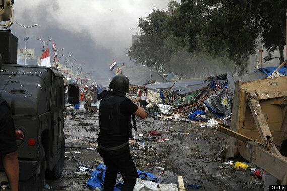 Live: Egypt Declares National Emergency After Scores Killed In Bloody