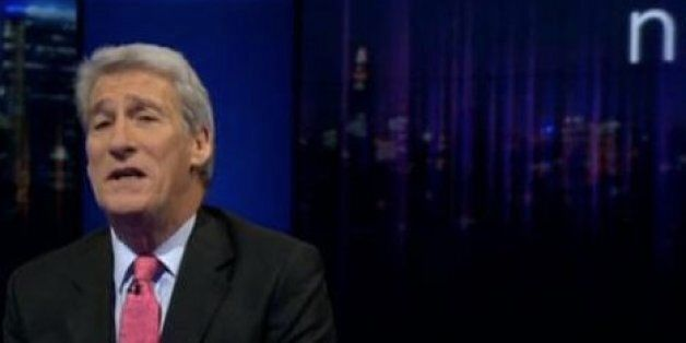 Paxman's Last Newsnight: Veteran Broadcaster Leaves Show After 25