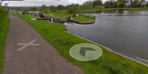 Google Street View To Map British Canals, Which Is Definitely Exciting