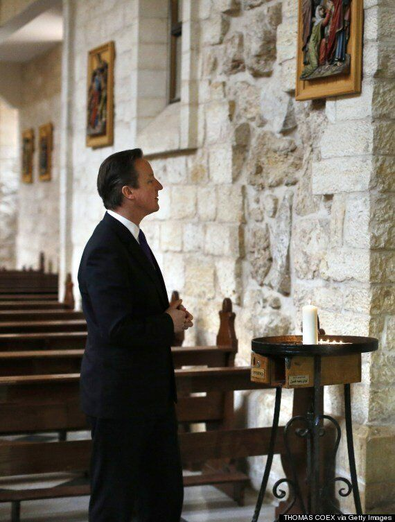 David Cameron Tells MPs That Christianity Can Make Politicians