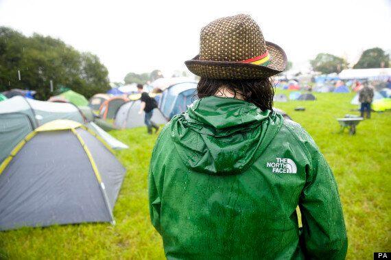 Glastonbury Festival 2014: Latest Weather Updates - Wellies Or