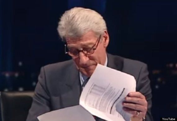 Jeremy Paxman Leaves Newsnight: The One Time Someone Actually Out-Paxoed