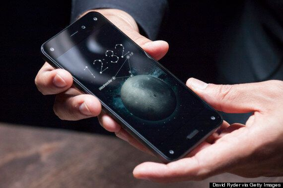 The Amazon Phone: Is It Destined For Failure In The