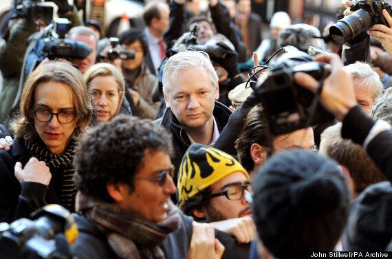 Will Julian Assange Still Be In The Ecuadorian Embassy in 5 Years? Here's 10 Guesses From People Who...