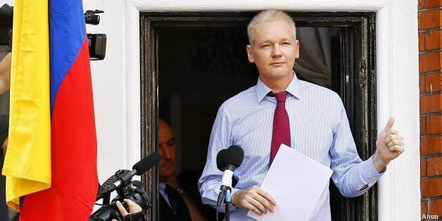 Assange Working Group Cancelled On Eve Of WikiLeaks Founder's Second Year In
