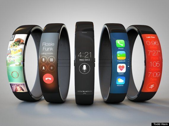 Apple iWatch Concept Is Totally Beautiful, Possibly Still Unusable