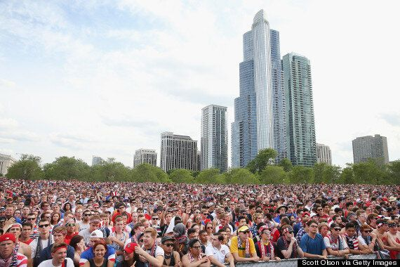World Cup: 16 Million Americans Watched USA Beat Ghana, More Expected For Portugal