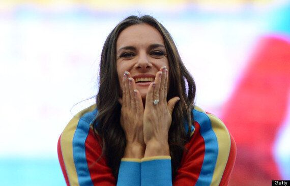 Yelena Isinbayeva Condemned For Supporting Russia's Anti-Gay